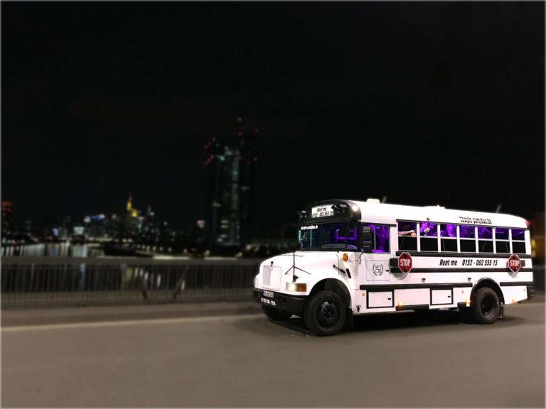 Partybus Header